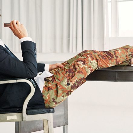 How to Stand Out in Camo This Season